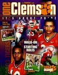 Furman vs Clemson (9/6/2003) by Clemson University