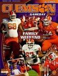 Furman vs Clemson (9/15/2007) by Clemson University
