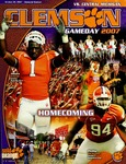 Central Michigan vs Clemson (10/30/2007)