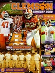 Maryland vs Clemson (9/27/2008)