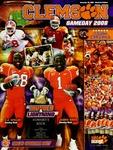 South Carolina vs Clemson (11/29/2008) by Clemson University