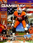 Virginia Tech vs Clemson (10/20/2012)