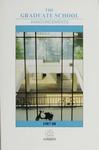 Clemson Graduate School Catalog, 1987-1988