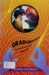 Clemson Graduate School Catalog, 1994-1995 by Clemson University