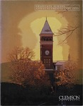 Clemson Graduate School Catalog, 1999-2000 by Clemson University