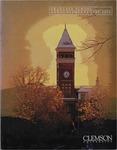 Clemson Graduate School Catalog, 1999-2000 by Clemson University