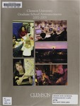 Clemson Graduate School Catalog, 2002-2003