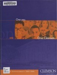 Clemson Graduate School Catalog, 2005-2006 by Clemson University