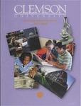 Clemson Graduate School Catalog, 2007-2008