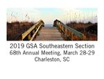 2019 GSA Southeastern Section