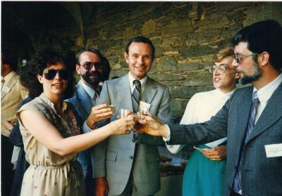 1986 : First Annual Conference, Bryn Mawr College, Bryn Mawr, PA
