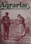 The Agrarian Vol. 2 No. 1 by Clemson University