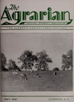 The Agrarian Vol. 3 No. 3 by Clemson University