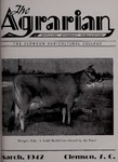 The Agrarian Vol. 4 No. 3 by Clemson University