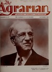 The Agrarian Vol. 15 No. 1 by Clemson University