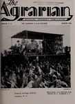 The Agrarian Vol. 15 No. 3 by Clemson University