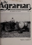 The Agrarian Vol. 15 No. 4 by Clemson University