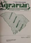 The Agrarian Vol. 16 No. 2 by Clemson University