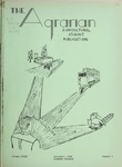 The Agrarian Vol. 18 No. 1