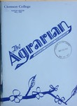 The Agrarian Vol. 19 No. 2 by Clemson University