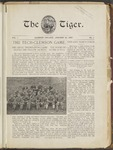 The Tiger Vol. I No. 1 - 1907-01-21 by Clemson University