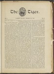 The Tiger Vol. I No. 2 - 1907-01-28