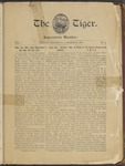 The Tiger Vol. I No. 6 - 1907-03-28 by Clemson University