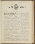 The Tiger Vol. I No. 7 - 1907-04-14 by Clemson University