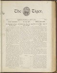 The Tiger Vol. I No. 9 - 1907-05-14 by Clemson University