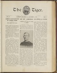 The Tiger Vol. II No. 1 - 1907-10-01