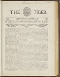 The Tiger Vol. II No. 5 - 1907-12-01