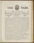 The Tiger Vol. II No. 6 - 1908-01