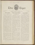 The Tiger Vol. II No. 9 - 1908-03-02