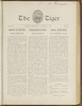 The Tiger Vol. II No. 11 - 1908-04-01