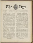 The Tiger Vol. III No. 1 - 1908-10-03 by Clemson University