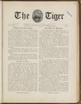 The Tiger Vol. III No. 2 - 1908-10-15