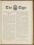 The Tiger Vol. III No. 3 - 1908-11-02