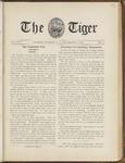 The Tiger Vol. III No. 3 - 1908-11-02