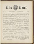 The Tiger Vol. III No. 4 - 1908-11-16