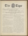 The Tiger Vol. III No. 6 - 1908-12-17 by Clemson University