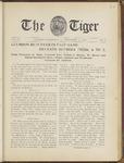 The Tiger Vol. III No. 6 - 1908-12-17