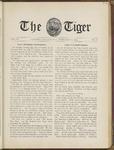 The Tiger Vol. III No. 8 - 1909-02-06