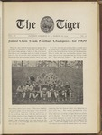 The Tiger Vol. III No. 10 - 1909-03-18 by Clemson University