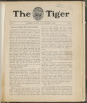The Tiger Vol. V No. 1 - 1909-10-01