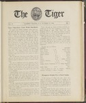 The Tiger Vol. V No. 2 - 1909-10-15
