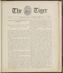 The Tiger Vol. V No. 6 - 1910-01-20 by Clemson University