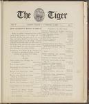 The Tiger Vol. V No. 7 - 1910-02-10