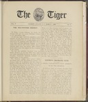 The Tiger Vol. V No. 8 - 1910-03-01