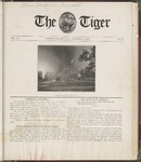 The Tiger Vol. VI No. 3 - 1910-10-18