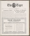 The Tiger Vol. VI No.17 - 1911-02-22